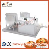 Dough mixer Continuous Aeration system for cake production line cake machinery equipment