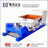 precast hollow core slab making machine