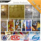 easy mosaic crafts similar real 24K gold mosaic glass mosaic for swimming pool tile and bathroom glass mosaic