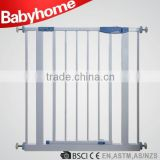 hot sale baby safety gate with CE standard 2014 baby safety door gate