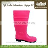 TA2-011 True Adventure Waterproof Cheap Rain Boots Wholesale Half Rain Boots Rubber Rain Boots