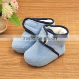 2016 High quality cheap price girls infant baby shoes winter shoes warm winter baby boots