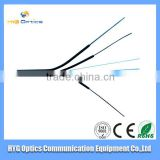 free shipping 2 core ftth fiber optic cables,2 core ftth cable,4 core ftth outdoor cable for fiber solution