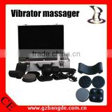 Hot-selling vibration massager---whole body vibration machine crazy fit massager BD-BZ009