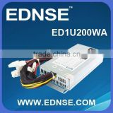 ED1U200WA-E EPS 12V 200W 1U Server Power Supply