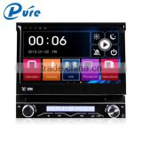 WinCE6.0 system car dvd player 1 din car radio 7 inch capacitive touch screen 1 din car dvd player