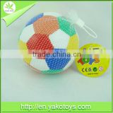 "Colorfull PVC vinyl soft stuffed ball,,4"" PVC ball,vinyl colorfull soft stuffed toy balls"