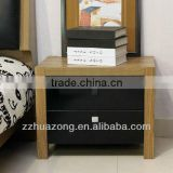 Modern Black High Gloss MDF Cabinet/ MDF Drawers