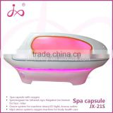 slimming capsule LED light therapy beds for body capsule with oxygen