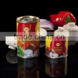 oem brand canned food organic flavor tomato paste bright red color tomato ketchup good quality