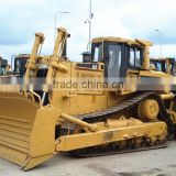 USA Brand Used CAT D8R Crawler Bulldozer in China /Caterpillar D7 D8K D8L D8N D9N Bulldozer