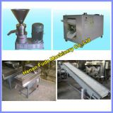 Inquiry about Hot selling Simpled designed peanut butter processing line 100kg/h, peanut butter making machine