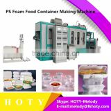 take away ps foam tray/dishes/plate making machine