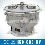 Rotary vibration sieve for Paper & Pulp