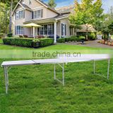 2016 China new design aluminum folding table legs ping pong table Outdoor furniture