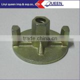 Formwork Accessories iron carbon wing nut with bolt