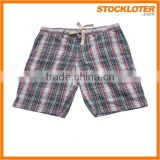 fashion cheap drawstring beachwear stock , board shorts,beach towel pants stock