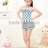 girl beach bikini / baby beach wear / floatation suit