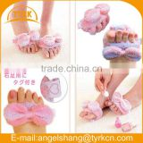2015 hot selling 5 toe separator from Japan