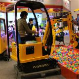 In 2017, we sell interesting children excavator children\'s amusement excavators