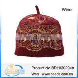 Unisex and 100% wool Material Muslim prayer hat Oman hat