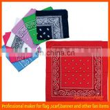 100 cotton bandana fabric
