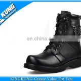Black army winter boots on wholesale