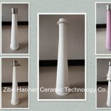 Wear Resistant Alumina Ceramic Cones for Stock Stuff Cleaners of Paper Machinery
