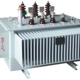 Amorphous Alloy Iron Core Oil-Immersed Distribution Transformer