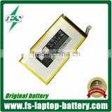 Hot sale 3.8V Genuine battery for DELL VENUE 7 T01C 3740 TABLET P708 android tablet replacement battery