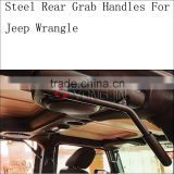 Hot sale high quality stainless steel rear grab handle for jeep wrangler offroad 4x4 SUV ATV