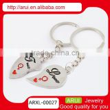 hot sale custom metal keychain wholesale