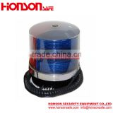 1W Car Vehicles Red & Blue Police LED Beacon Rotating Flashing Strobe Warning Lights HTL-112