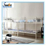 Luoyang student bunk bed with desk