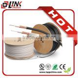 Cheap coaxial cable rg59 TV audio cable electrical copper wire price
