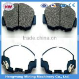 China supplier wholesale brake pad, auto spare parts, drum brake shoe for sale