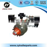 Semi-trailer parts lift axle for trailers air suspension for hot sale/High quality Heavy truck air suspension