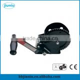 hand winch boat lifting tool application, manual stainless steel winch