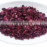 Dried Red Rose Flower Pure Petals Without Calyx Rosa Gallica Officinalis