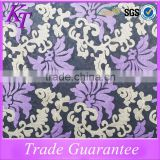 2016 China embroidery double color african net lace guipure lace fabric for wedding/party dresses