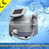 Lip Hair Portable 808nm Diode Laser Underarm Hair Removal Equipment/laser Depilation Machine