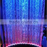 cylindrical bubble water wall with led lights and remote control                                                                         Quality Choice