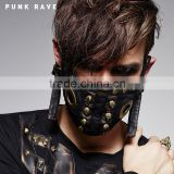 S-145 Wholesale Mens Comfortable STEAM PUNK Knit cool Face Mask
