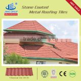 classic type stone coated steel roof tiles /colorful stone coated steel roof tiles/Bond Stone Coated Steel asphalt shingles