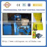 High quality pest control machine ,profession machine to make fly trap boards,rat glue trap making machine