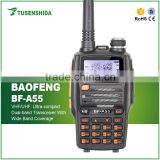 Portable encrypted cell phone digital two way radios baofeng A55