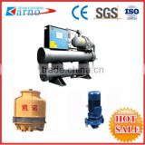 Best Efficient and Trade Assurance full hermetic piston type water chiller for Laser Equipment