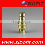 Good quality quick connect fluid coupling made in China