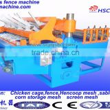 China animal cage welding machine