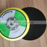 velcro backing pad for pneumatic tools sanding disc pad
